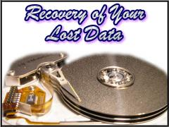 harddrive data recovery